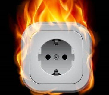 Как обеспечить пожарную безопасность электропроводки в квартире и доме